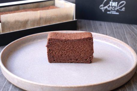 予約が殺到!口いっぱいに優しい味わいと感動が広がる「THE chocola」のガトーショコラ