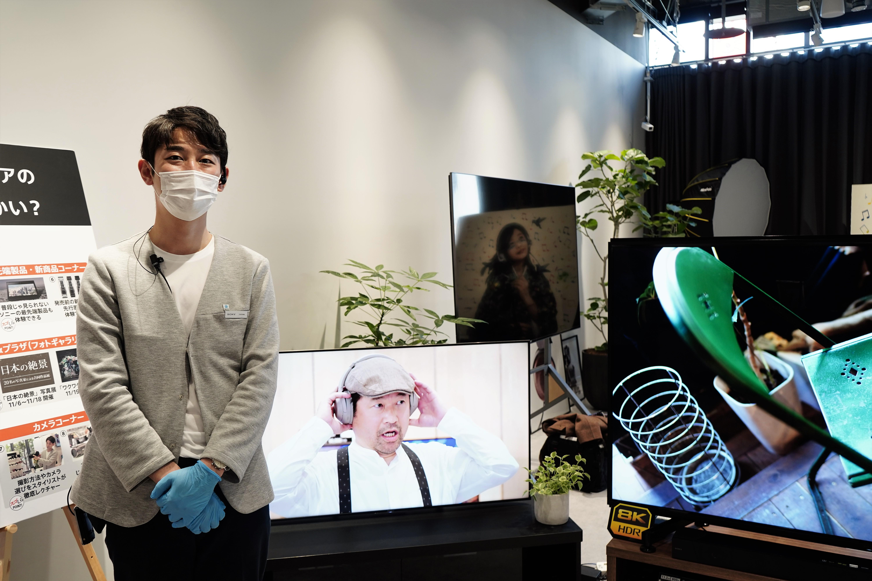 パワーアップしてオープン!「ソニーストア名古屋」で最新技術を体験しよう - DSC04777 2