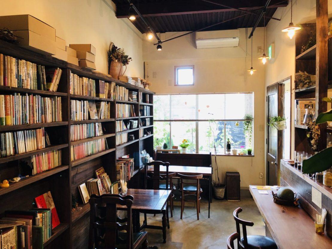 コーヒーと本とレコードの店 リトルトリー