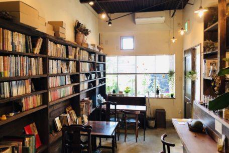 上質なモーニングから始めよう。亀島「コーヒーと本とレコードの店 リトルトリー」