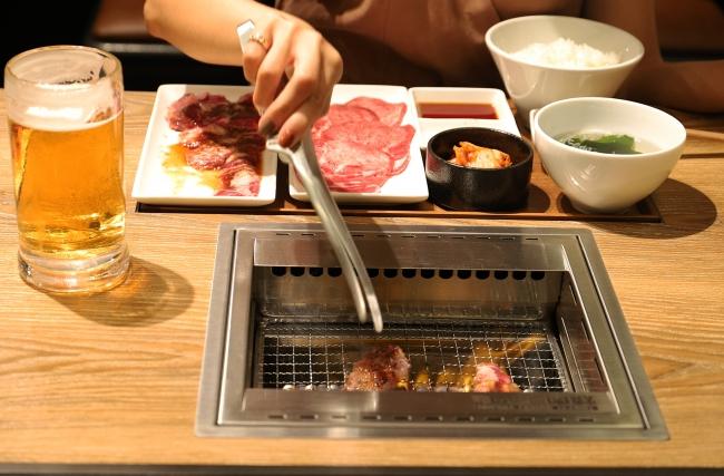 SNSで話題!女性に優しい一人焼き肉専門店「焼肉ライク」が名古屋初上陸