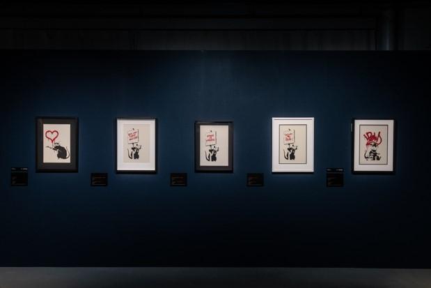 ついに名古屋初上陸!「バンクシー展 天才か反逆者か」2021年2月3日から開催 - sub3