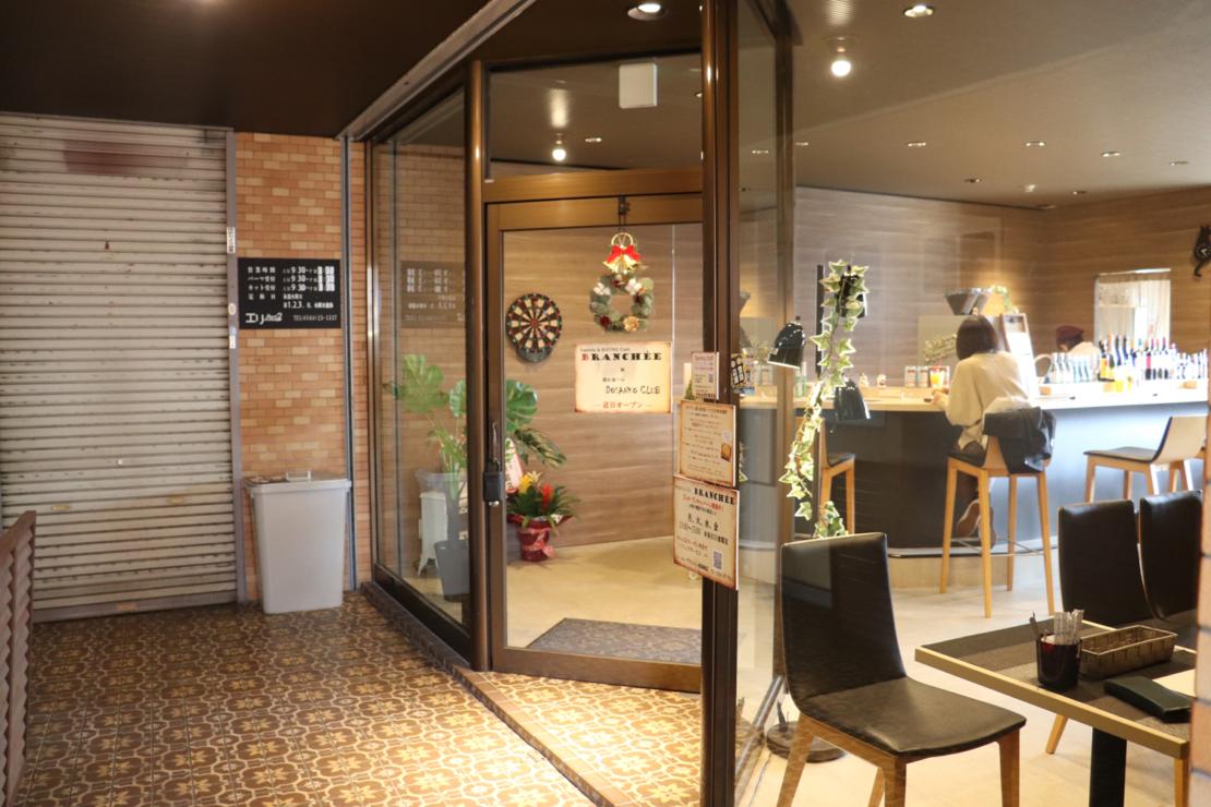 岡崎でプレオープン中!北海道の美味しい食が食べられる隠れ家「Sweets&Bistrocafe ブランシェ」でお得なランチを堪能してきた! - 1 1 1110x740