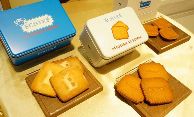 フランス産エシレバターを使用した焼き菓子を堪能!「エシレ・パティスリー オ ブール」がタカシマヤにオープン