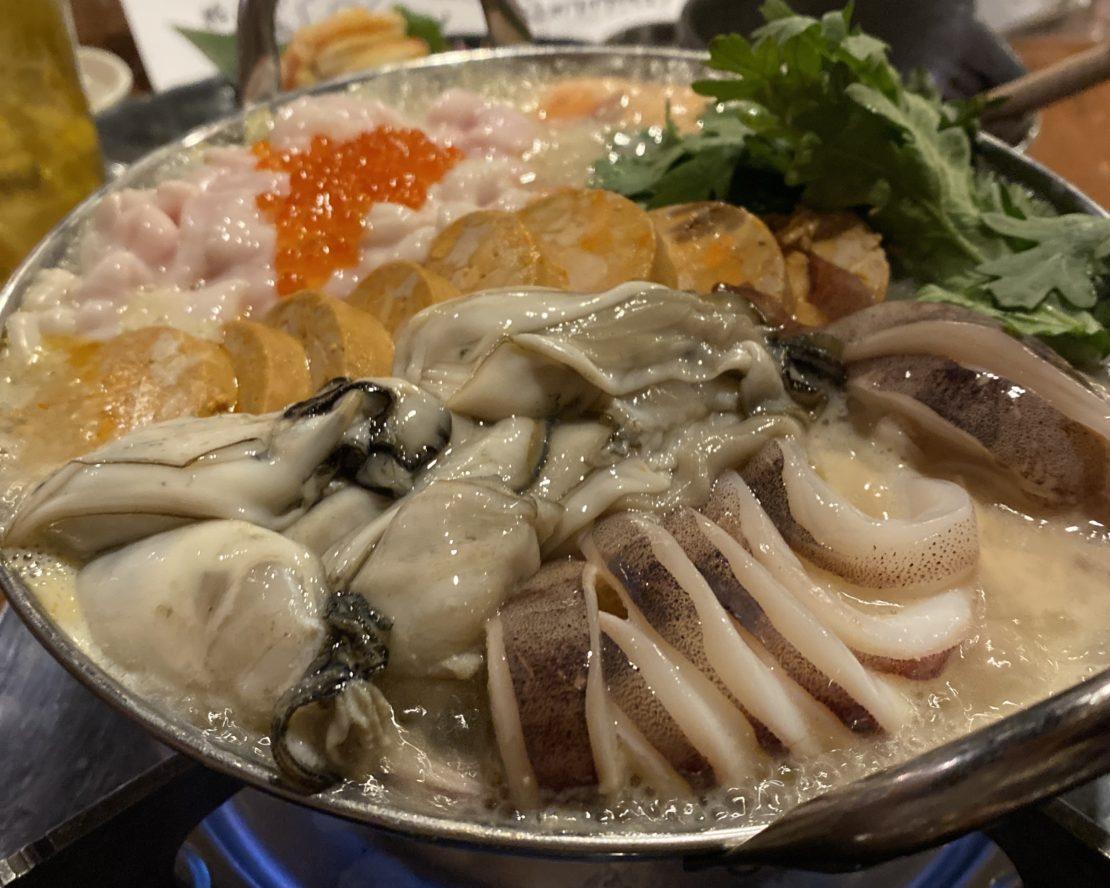 北海道産のプリン体食材を味わい尽くす!冬はやっぱり「痛風鍋」が食べたい!