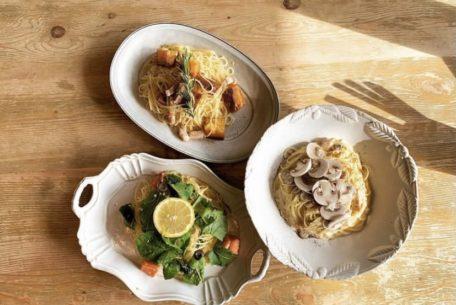季節の味をこだわり食器とともに堪能しよう!瀬戸市の「マカロニカフェ&ベーカリー」