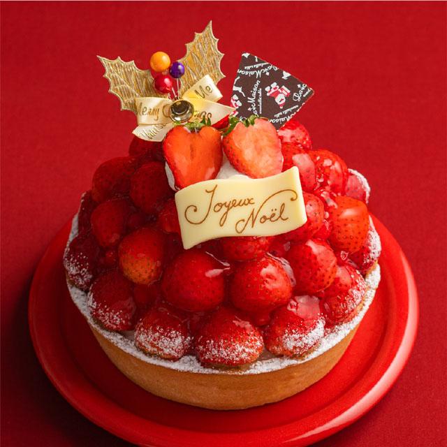 最高のおうちクリスマスを!2020年名古屋のおすすめクリスマスケーキ5選