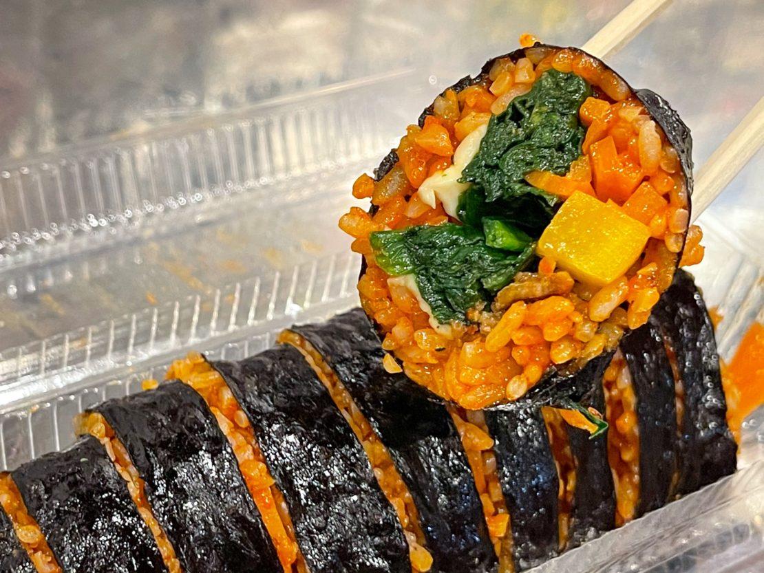 大人気の韓国チキンが味わえる「ウォンシャチキン&キンパ 新栄プレミアム店」でテイクアウト! - 2 4 1110x833