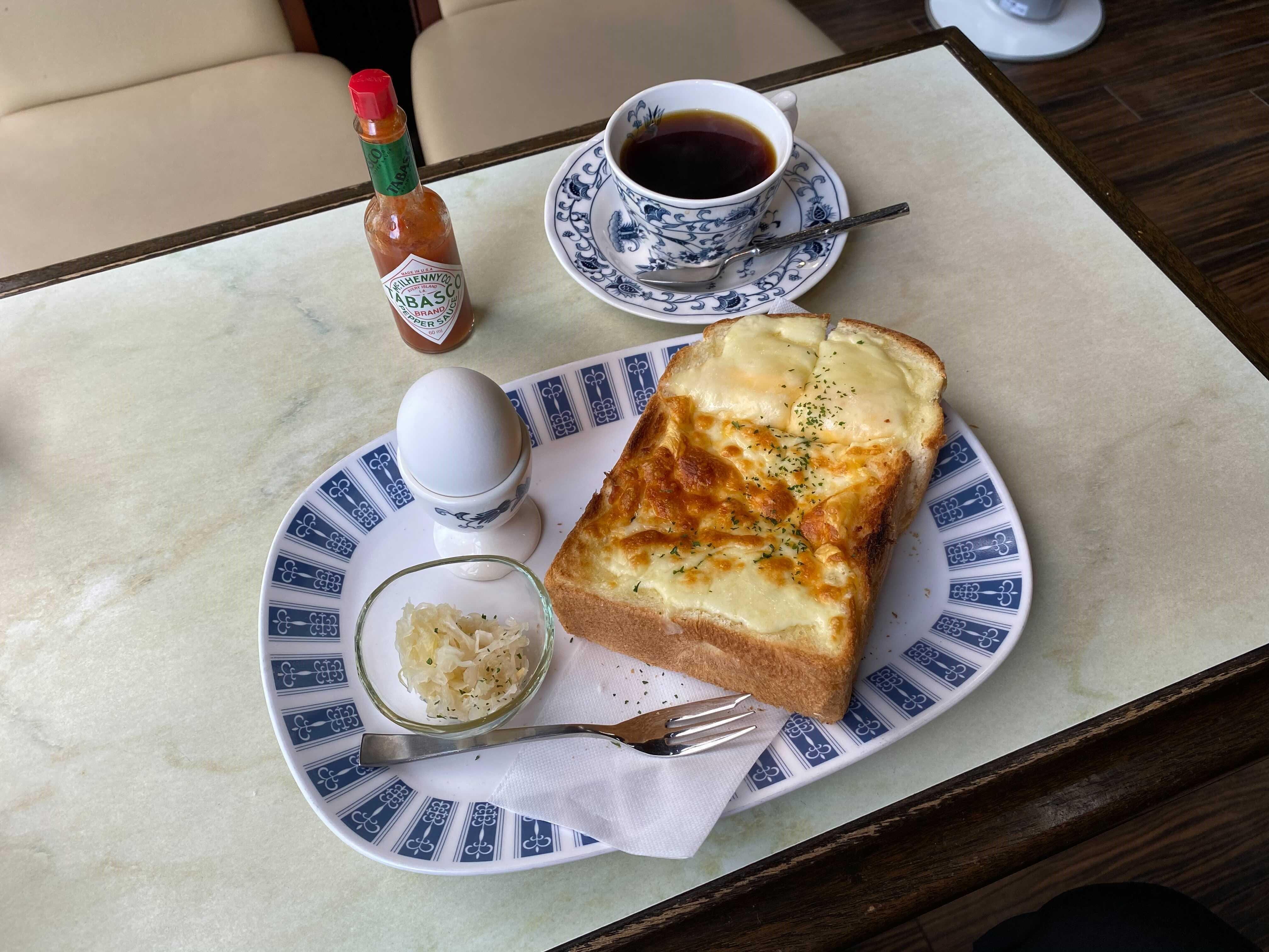 マスター自慢のフルーツコンフィチュールを味わって。「コーヒーハウスかこ花車本店」で過ごす休日。 - 8573e8996cd2d1d57663c8b10ed9a8a2