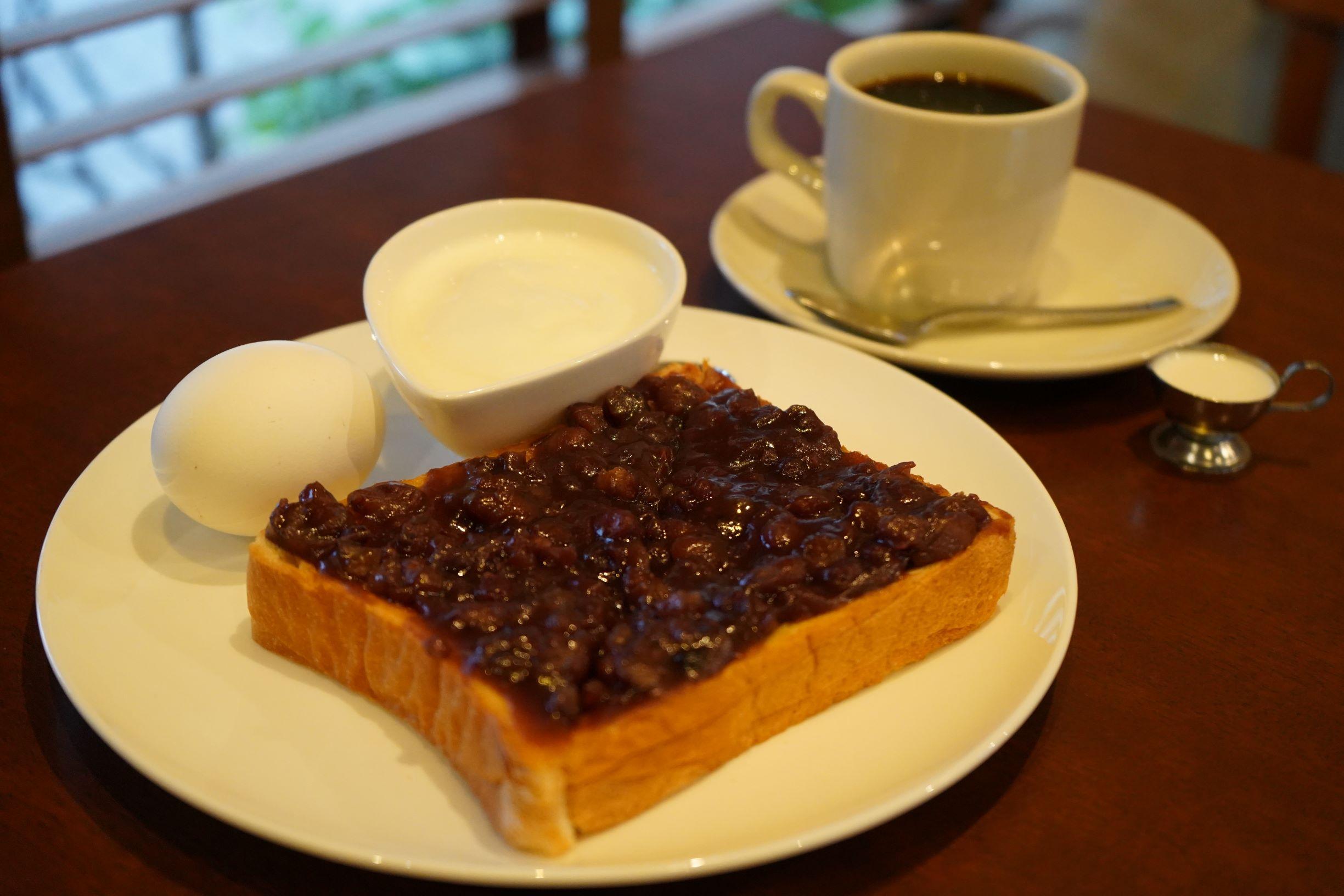 マスター自慢のフルーツコンフィチュールを味わって。「コーヒーハウスかこ花車本店」で過ごす休日。 - DSC06006 kai