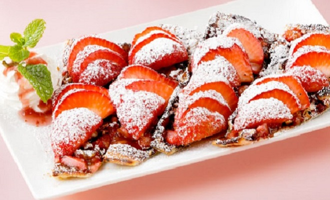 食べておいしい、見て楽しい!JRセントラルタワーズ/JRゲートタワー レストラン街で「いちごフェア」開催中