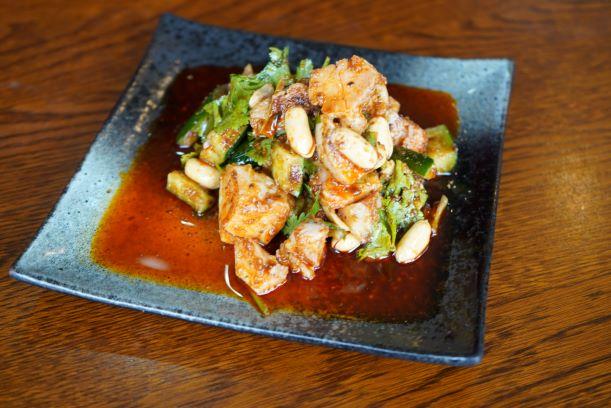 辛い!でもとまらない!やみつき本格四川料理を尼ケ坂「錦水苑」で味わい尽くそう - DSC06094 1