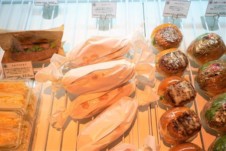 人気のパン屋「BAKERY京都・桂・別邸」がセントラルパークにオープン!ハイブリッドな濃厚パンを味わって - DSC06233 2