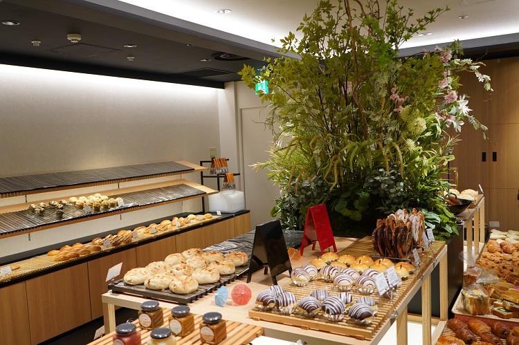 人気のパン屋「BAKERY京都・桂・別邸」がセントラルパークにオープン!ハイブリッドな濃厚パンを味わって - DSC06261 2