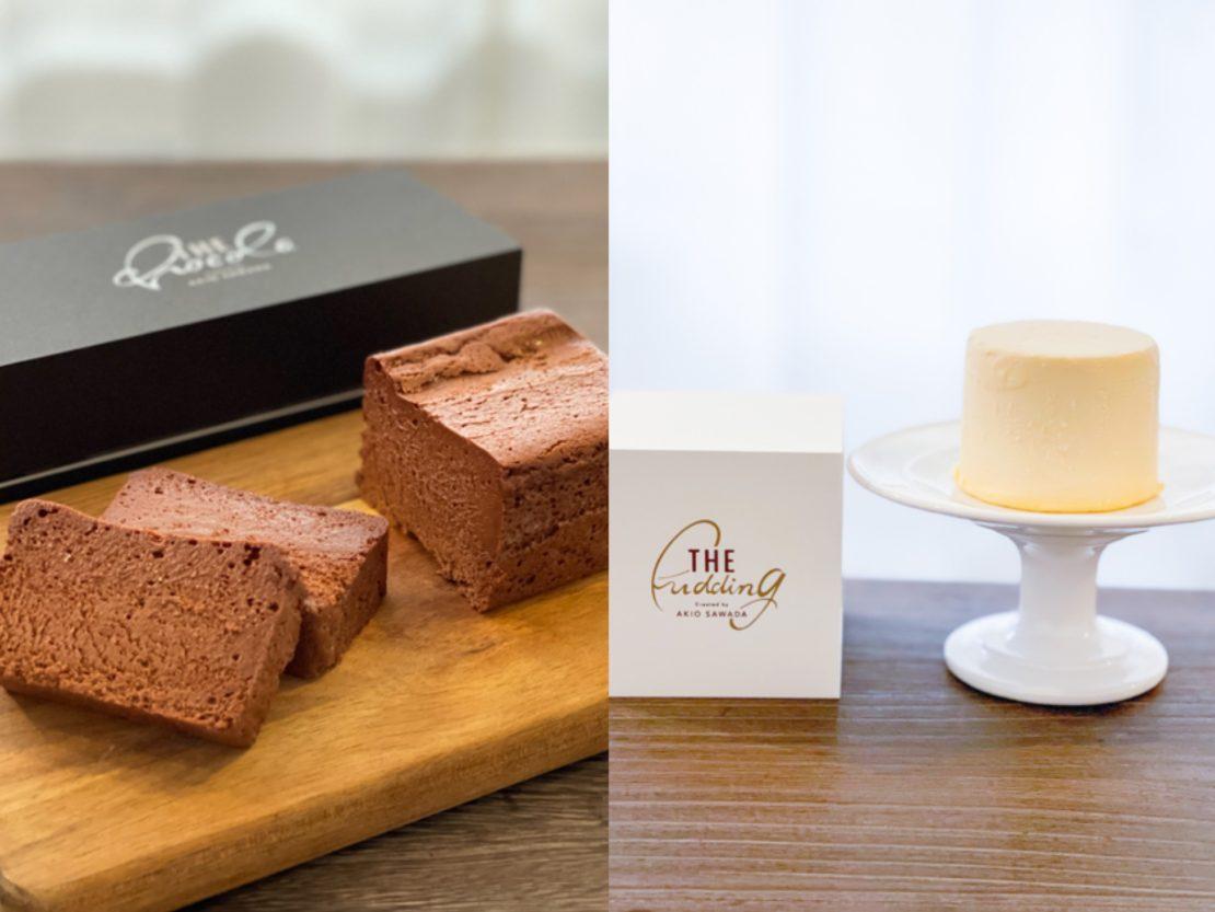 予約殺到!あなたの常識を覆す、感動の新体験スイーツ「THE chocola」と「THE pudding」