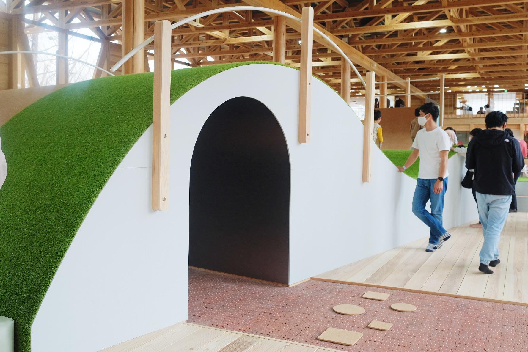 岐阜に「KAKAMIGAHARA PARK BRIDGE(カカミガハラ パーク ブリッジ)」が誕生!気になる公園の魅力をレポート - image1 1