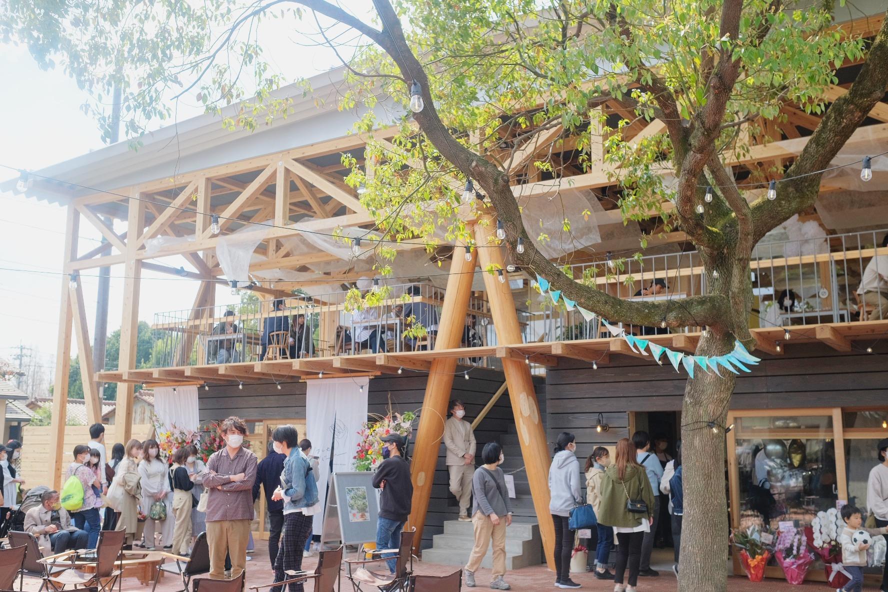 岐阜に「KAKAMIGAHARA PARK BRIDGE(カカミガハラ パーク ブリッジ)」が誕生!気になる公園の魅力をレポート - image2 1