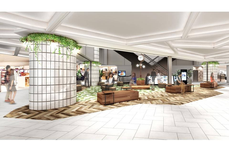 大名古屋ビルヂングに、地元と全国の「いいもの」がギュッとつまった「大名古屋マルシェ」など4月28日にオープン! - info image 60499f09b159b
