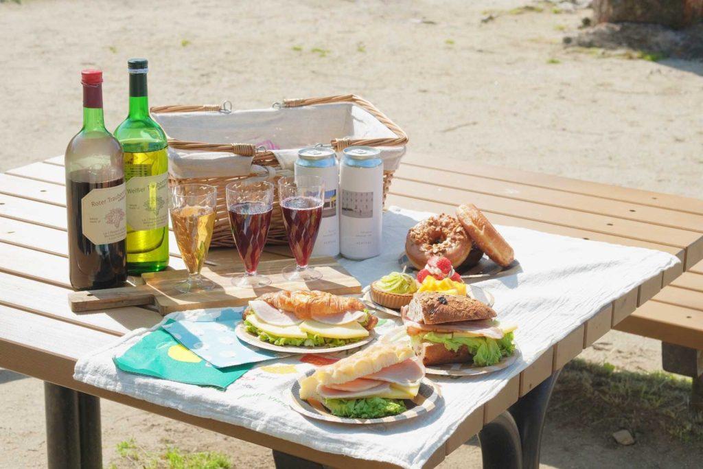 """「名古屋の名店」を詰め込んだサンドイッチ!""""本気""""のピクニックを楽しむ休日 - image1 1"""