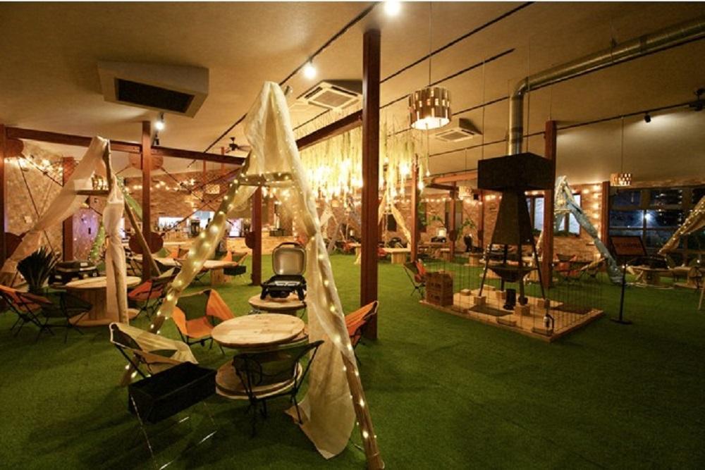 緑あふれる室内で気軽にBBQが楽しめる「wood design park 野並」が3月26日にオープン! - wdp3 1