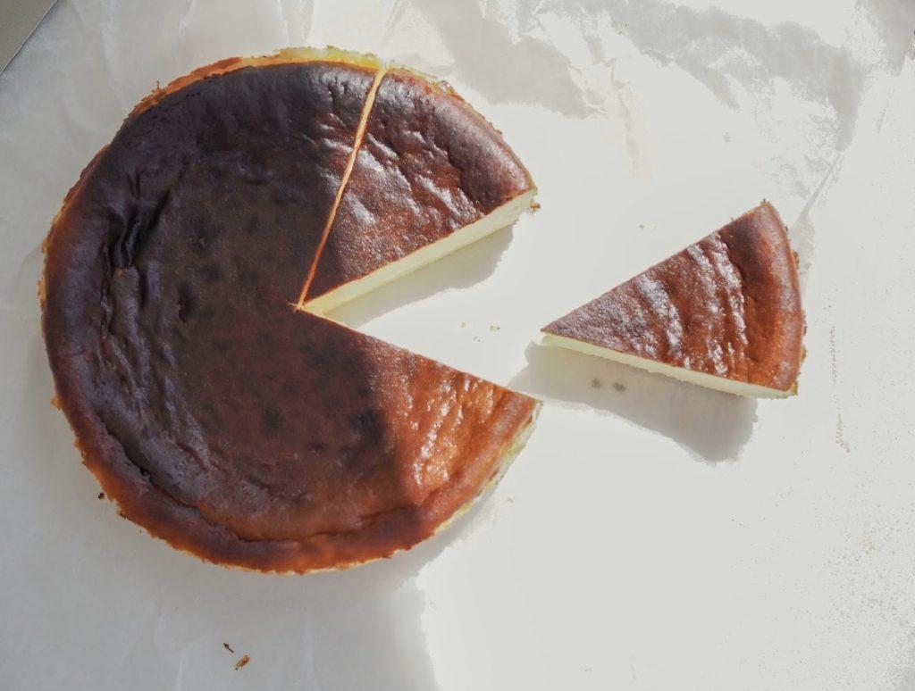 素材と食感を楽しむ贅沢な「ジェローム・バスクチーズケーキ」が期間限定で大名古屋ビルヂングに登場! - IMG 1321