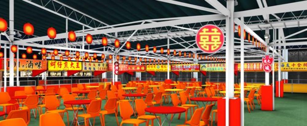 今年のテーマは台湾夜市!名古屋三越栄店屋上の「ビアガーデンマイアミ2021」がオープン! - d23738 4 225358 1