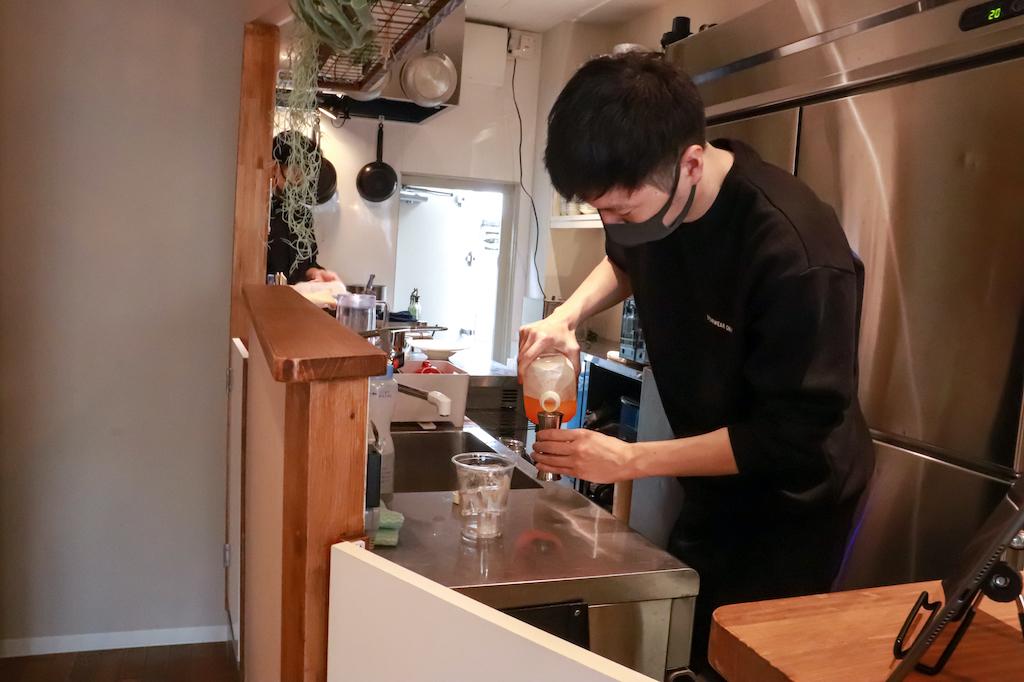 安城駅近くに新オープン!『CAFE&BAR Vene』で楽しむ、沖縄料理×イタリアン - tenin