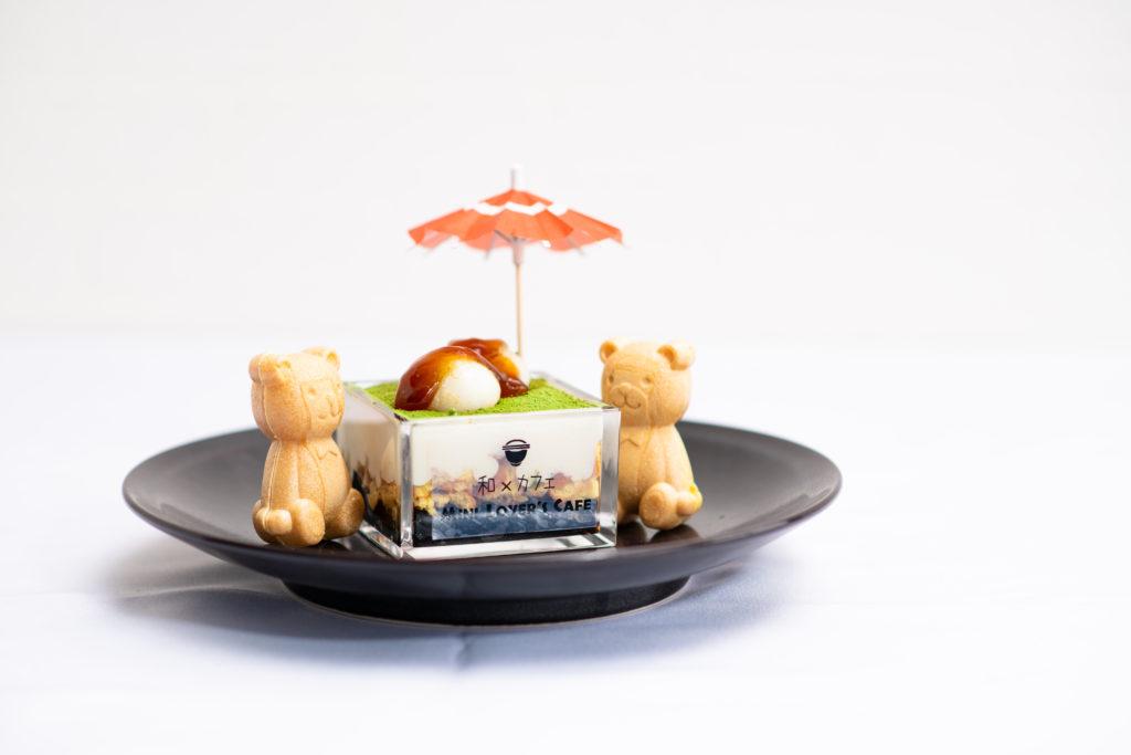 """彩り豊かなお団子がかわいい!カフェと""""和""""が融合した『Mini Lover's Cafe』 - 0001"""