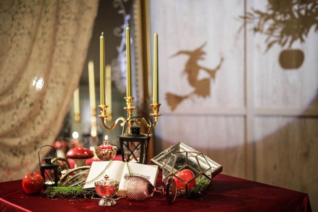 「白雪姫」をモチーフにしたコース!体験型レストラン『ジリオン』で7月1日から期間限定スタート - 4