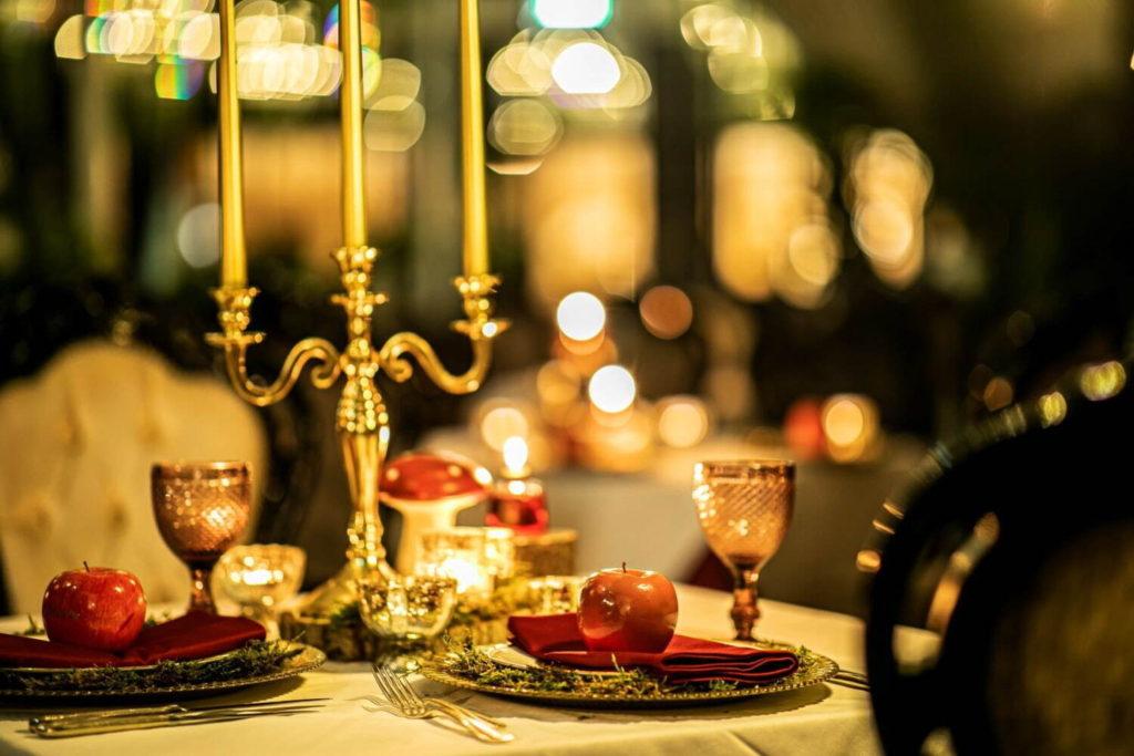 「白雪姫」をモチーフにしたコース!体験型レストラン『ジリオン』で7月1日から期間限定スタート - 7 I