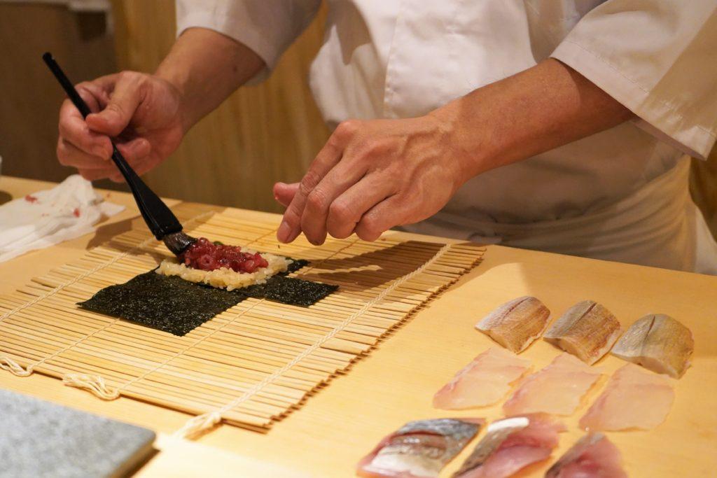 お手頃価格で極上の江戸前寿司を味わえる!『鮨ひばり』が岐阜駅前にオープン - DSC07918 2