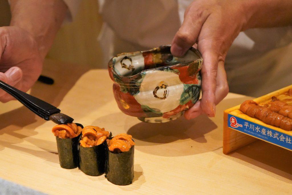 お手頃価格で極上の江戸前寿司を味わえる!『鮨ひばり』が岐阜駅前にオープン - DSC08038 2