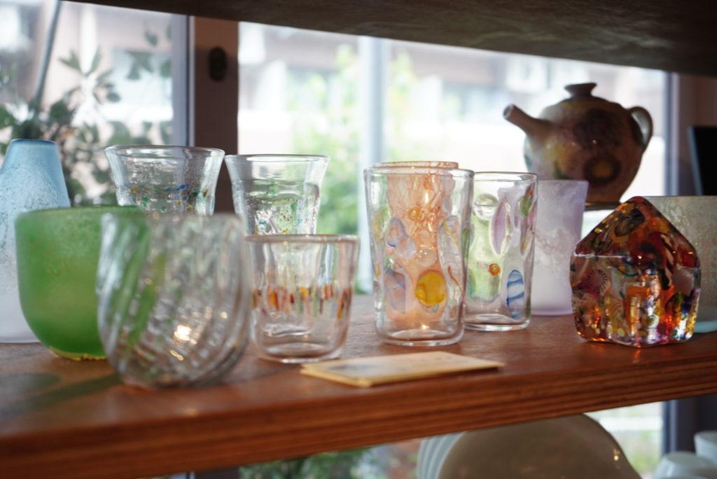 特別な一皿が、日常に豊かさをプラスする。本山のカフェ『作家story 作家の器のある暮らし』 - DSC08702