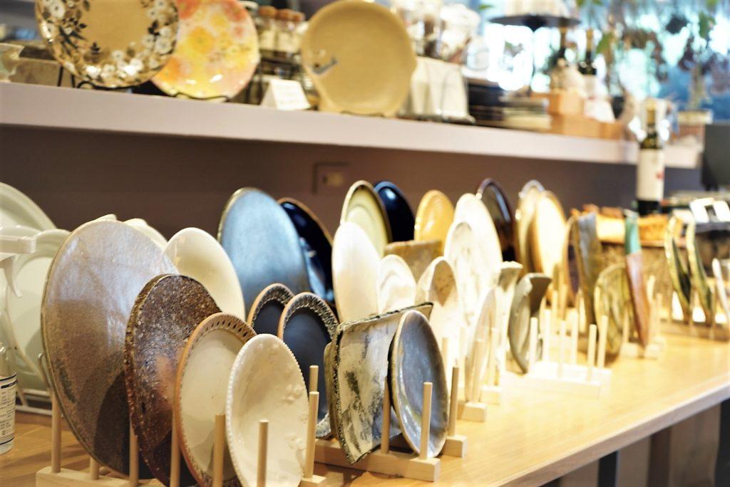 特別な一皿が、日常に豊かさをプラスする。本山のカフェ『作家story 作家の器のある暮らし』 - DSC08714