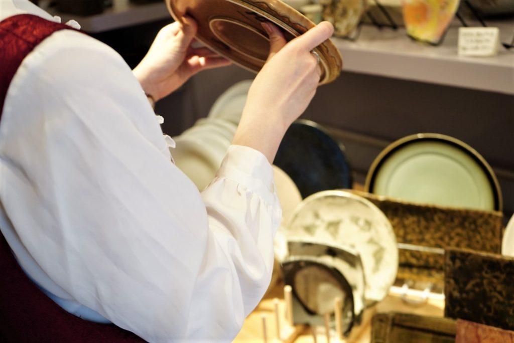 特別な一皿が、日常に豊かさをプラスする。本山のカフェ『作家story 作家の器のある暮らし』 - DSC08734