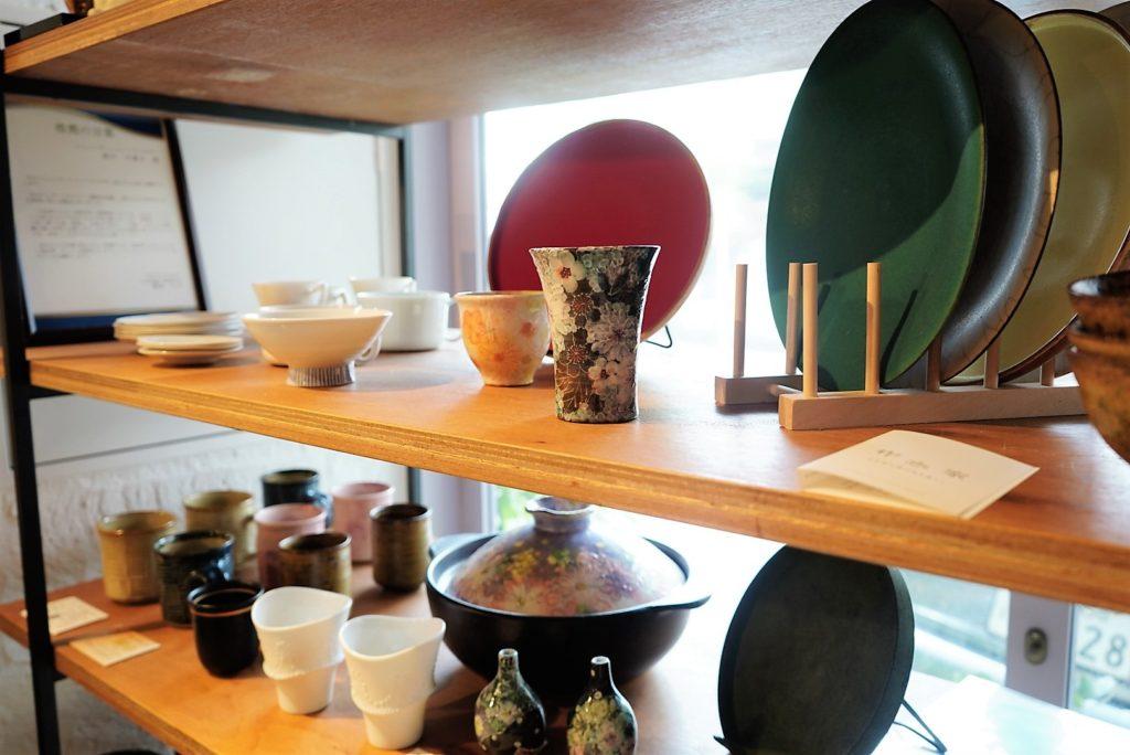 特別な一皿が、日常に豊かさをプラスする。本山のカフェ『作家story 作家の器のある暮らし』 - DSC08768