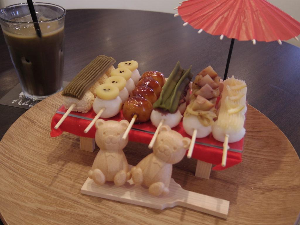 """彩り豊かなお団子がかわいい!カフェと""""和""""が融合した『Mini Lover's Cafe』 - IMGP1268"""