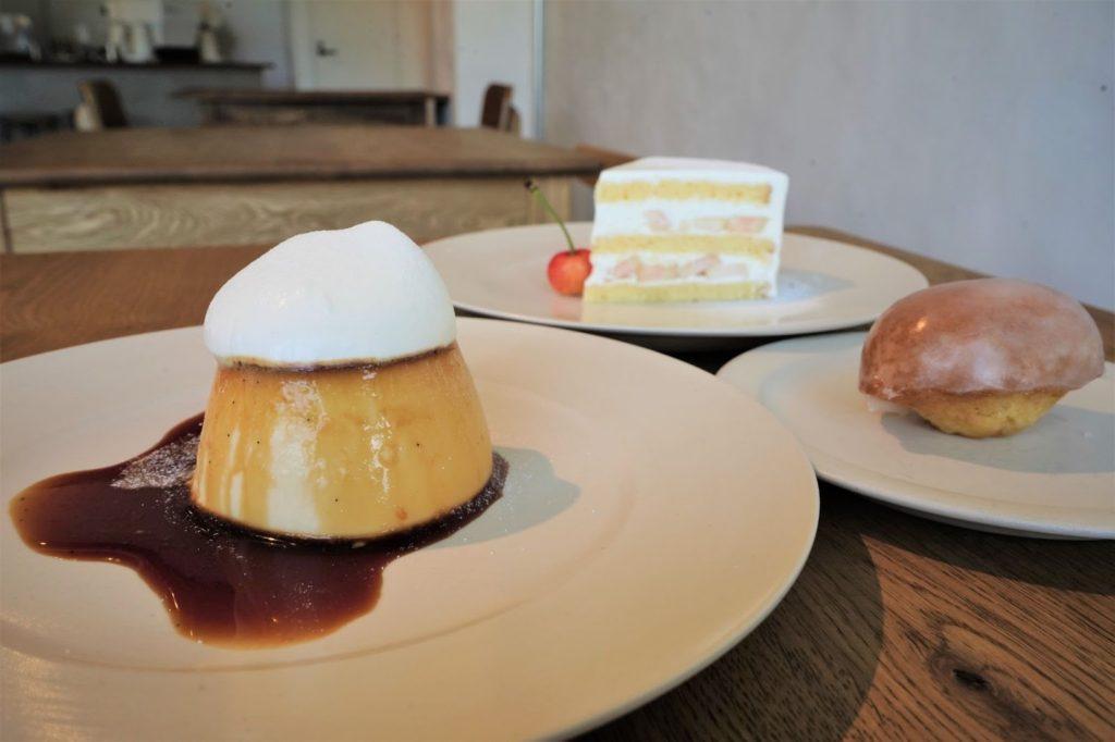 川名公園近くの『haru.』で、ケーキとコーヒーの最高のペアリング体験を