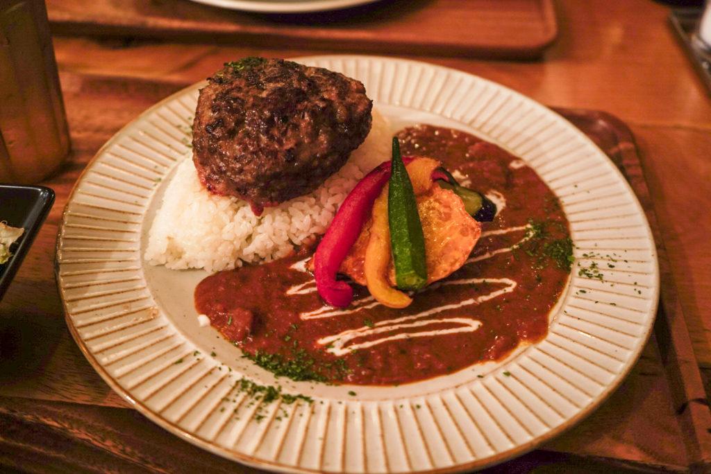挽き肉料理の魅力を味わい尽くす!栄にある話題の定食カフェ『挽き肉のトリコ』 - DSC09112