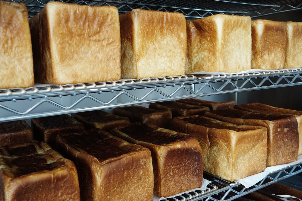 極上のふわふわ食感!『ワンハンドレッドベーカリー』の食パンで、幸せな朝を迎えよう - DSC09190