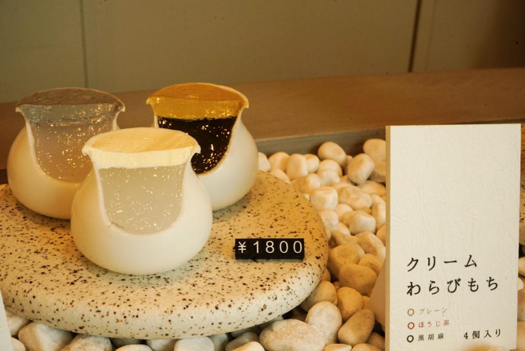 新感覚の映えスイーツ「飲むわらびもち」が話題!とろとろ新食感が味わえる『とろり天使のわらびもち』が覚王山にオープン - DSC09442