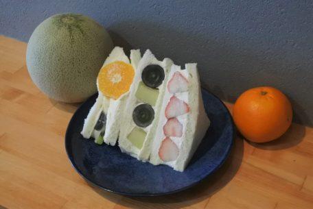 北海道の恵みたっぷりのフルーツサンドを求めて!『BON LUMIERE』に行こう