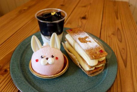 子どもに優しいうさぎのケーキ屋さん。刈谷市の人気パティスリー『Lazry』