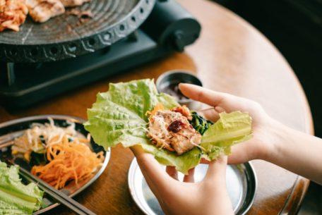 韓国料理 金山ピミル