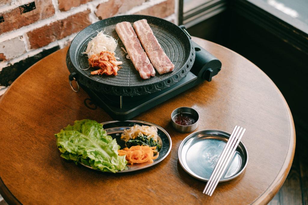 韓国欲を満たすならここ!金山『韓国料理 金山ピミル』で楽しむ本場の味 - 930469CF 3BF3 4521 A465 9C386EB5C768